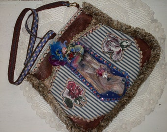 Kentucky Derby Purse  Beaded Western Horse Rodeo Cowgirl Pinup