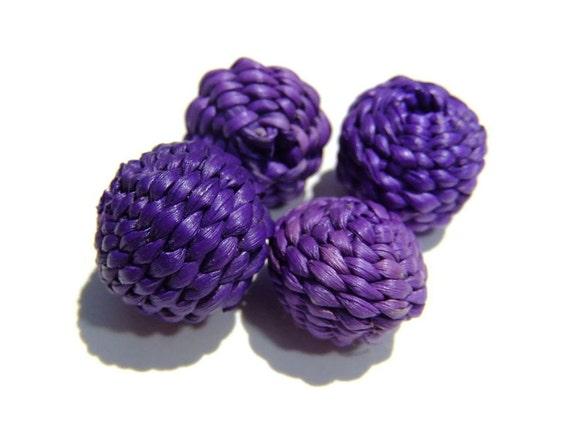 Hand Woven Beads from Ecuador