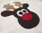 Rudolph the Reindeer Christmas 24 Months Long Sleeve Shirt