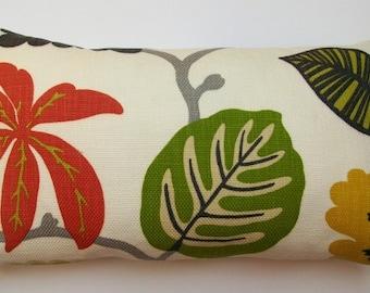 Regtangular / Lumber Pillow Cover- Floral