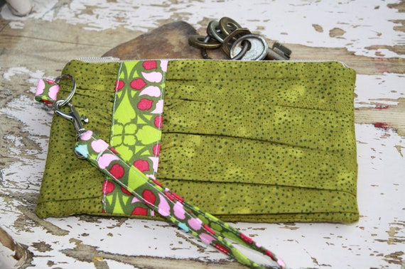 Wristlet / Small Purse / Wallet / Cell Phone Case / IPhone Case / Padded / In Stock