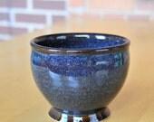 Midnight Purple Short Bowl