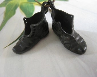 Wonderfully Old Pair of Shoe Charms