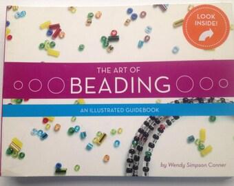 Beading Crafting Book Instruction Manual Inspiration