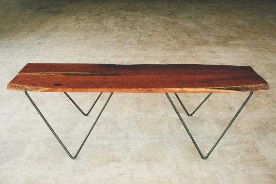 JB bench, coffee table, modern, reclaimed, rustic