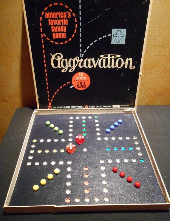 aggravation board game near me