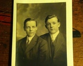 Vintage 1940s Photography on blank cards