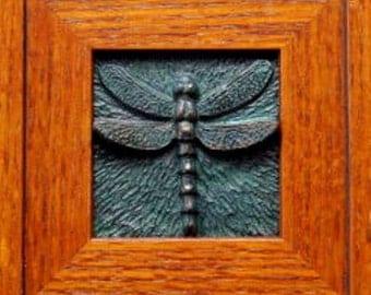 dragonfly tile | etsy