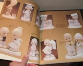 PRECIOUS MOMENTS Official COLLECTORS' Guide First Edition // 1983 Figurines Collectables Decorations Home Decor
