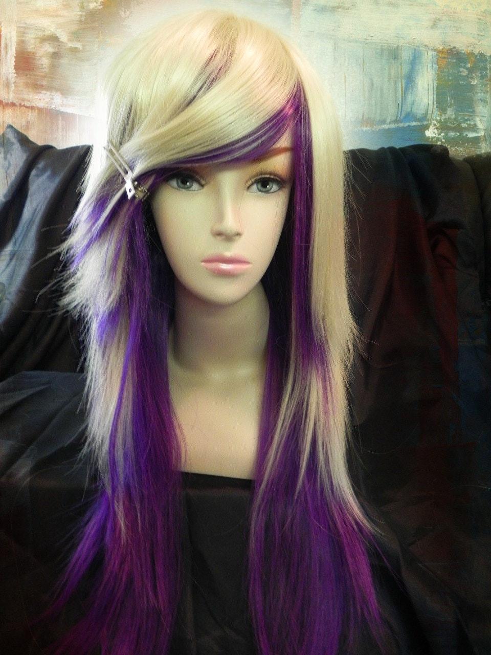 Purple Blonde Drunk Teen Fucked