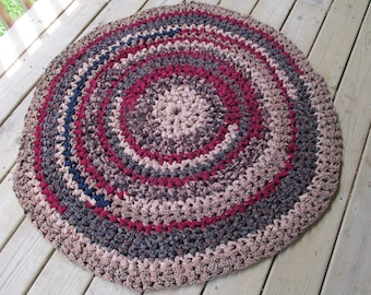 The Best Size Crochet Hook for Rag Rugs   eHow
