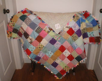 Baby boy or girl quilt-68