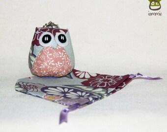 Princess Olive - Owl Doll with a Bag: plush, owl plush, children, kid, cute, kawaii, baby, boy, girl, kid