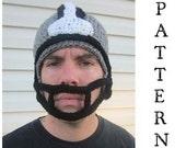 SALE!!!  PATTERN-- Adult & Preteen Helmet