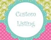 Custom listing for Miko