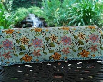Blue Flora Die Cutter Cover - ON SALE
