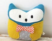 Elwood the Owl Plush