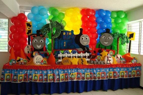 Items Similar To Thomas Train amp Friends Birthday