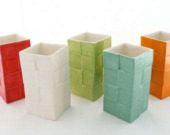 SINGLE Tumbler or Vase