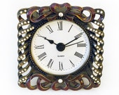 Vintage retro table clock - OldSecrets