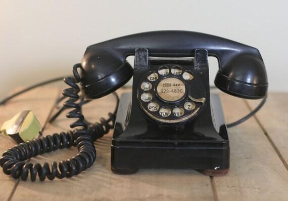 vintage telephone bell system