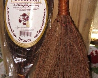"""Natural CINNAMON BROOMS -- Smells Wonderful  Sizes: 3"""", 6"""", 12"""", 24"""", or 36"""" Inch Items"""