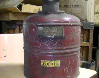 1920's gas can