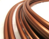 NEW UltraLight Metallic Copper PolyPro Hoop // Collapsible // Customized to Your Order