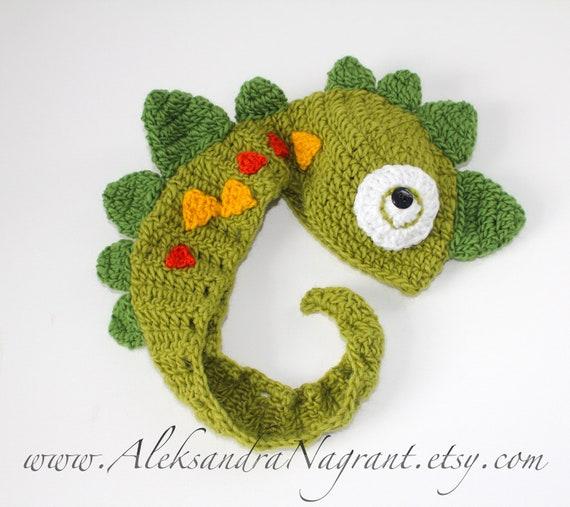 Kids Lizard Costume Lizard/ Chameleon Costume