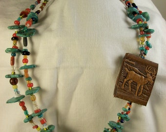 Cowgirl Necklace - Made in Texas