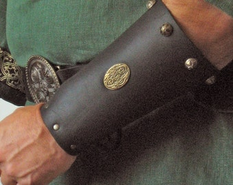 Medieval Celtic Viking Barbarian Bracers