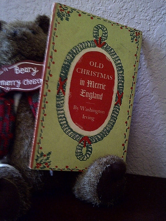 Old Christmas in Merrie England by WASHINGTON IRVING