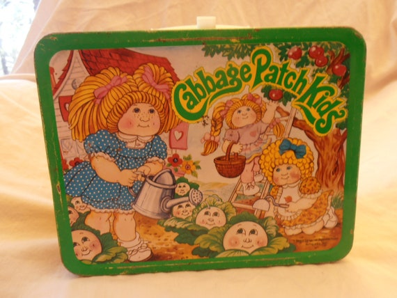 1983 Cabbage Patch Kids Lunch Box