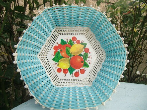 """Book for Eve 1960 Made in Greece """"Fruit Basket"""""""