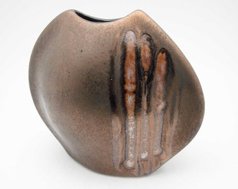 West German Pottery vase by Ruscha Art (530-19)