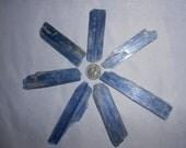 Blue Kyanite Natural Wand