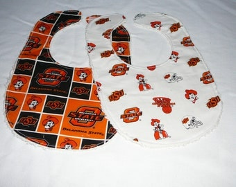 Your Choice of 2 OSU Bibs
