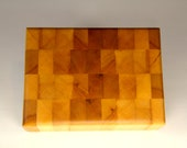 RESERVED Custom Order End Grain Maple Cutting Board RESERVED