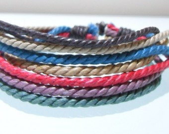 Leather bracelet 005