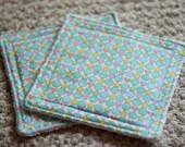 Washcloth - Super Shapes