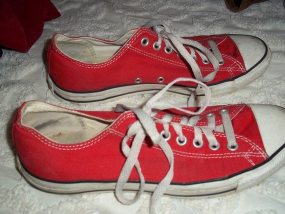 items similar to unisex lace up converse tennis shoes