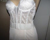 Bridal Bustier or for any low back dress- Sale for two weeks  free ship yo US