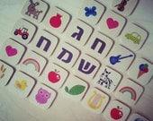 Alef Bet-Hebrew-Alphabet ...