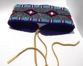 Native Handmade Fully Beaded Belt or Headband