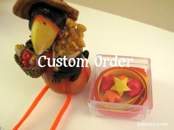 Custom Listing for Jo