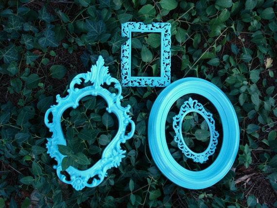 Vintage Shabby Chic Frame Collection: Wedding Decor, Chalkboard, Corkboard, Office Decor
