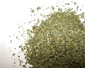 Stinging Nettle - Dried - Leaf - Cut & Sifted - Organic - 1/8 lb. (2 oz.) (Urtica dioica) Brennnessel Grande Ortie - OldWorldWays