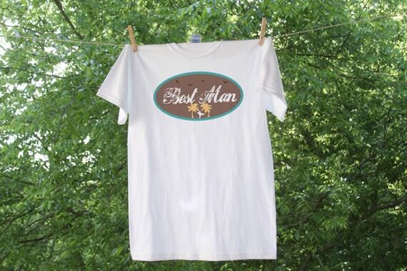 Hawaiian Best Man Shirt