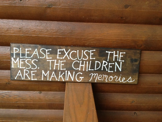 Children Are Making Memories
