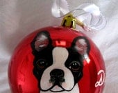 Handpainted Bauble / Xmas ornament